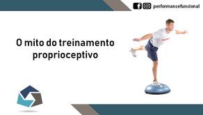 O mito do treinamento proprioceptivo