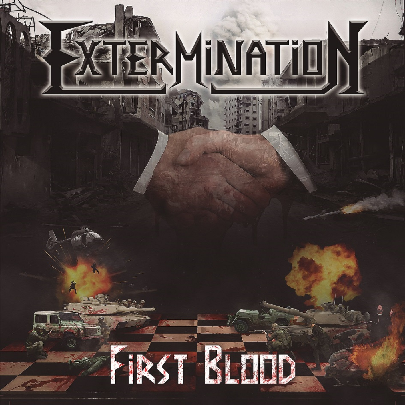 First Blood - EXTERMINATION