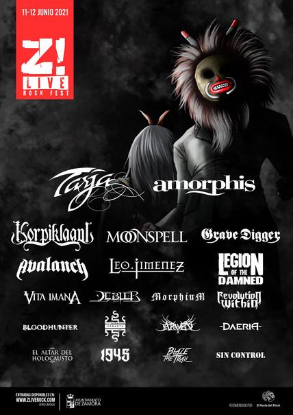 Z Live Rock Fest 2021