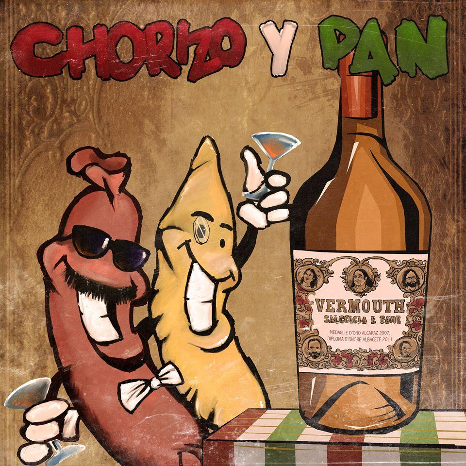 Vermú - CHORIZO Y PAN
