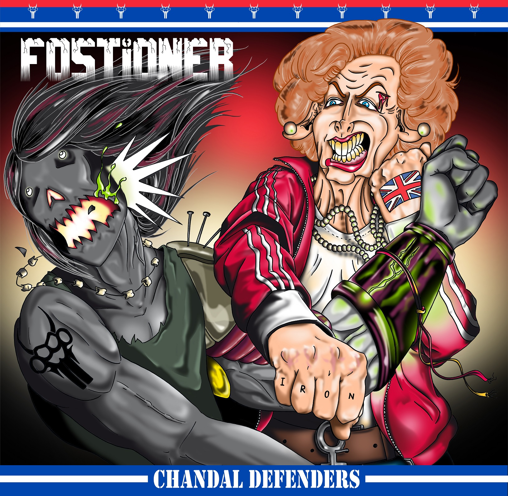 Chandal Defenders - FOSTIONER