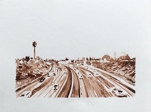 Untitled (The Landscapes Of La-La-Land)