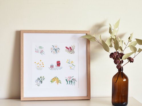 Print - Wildflower Series