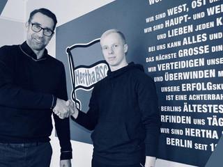 Dennis Jastrzembski ,Hertha Bsc Berlin