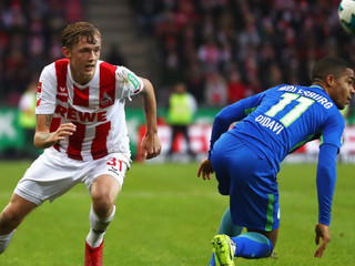 Starteld Bundesliga Debüt für Birk Risa