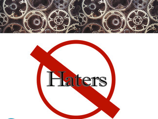 What Really Grinds my Gears: Haters at Work