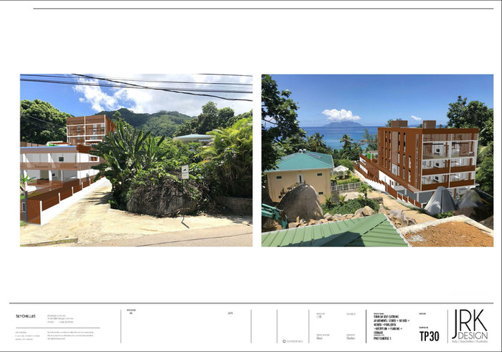 JRKdesign Seychelles planning submission