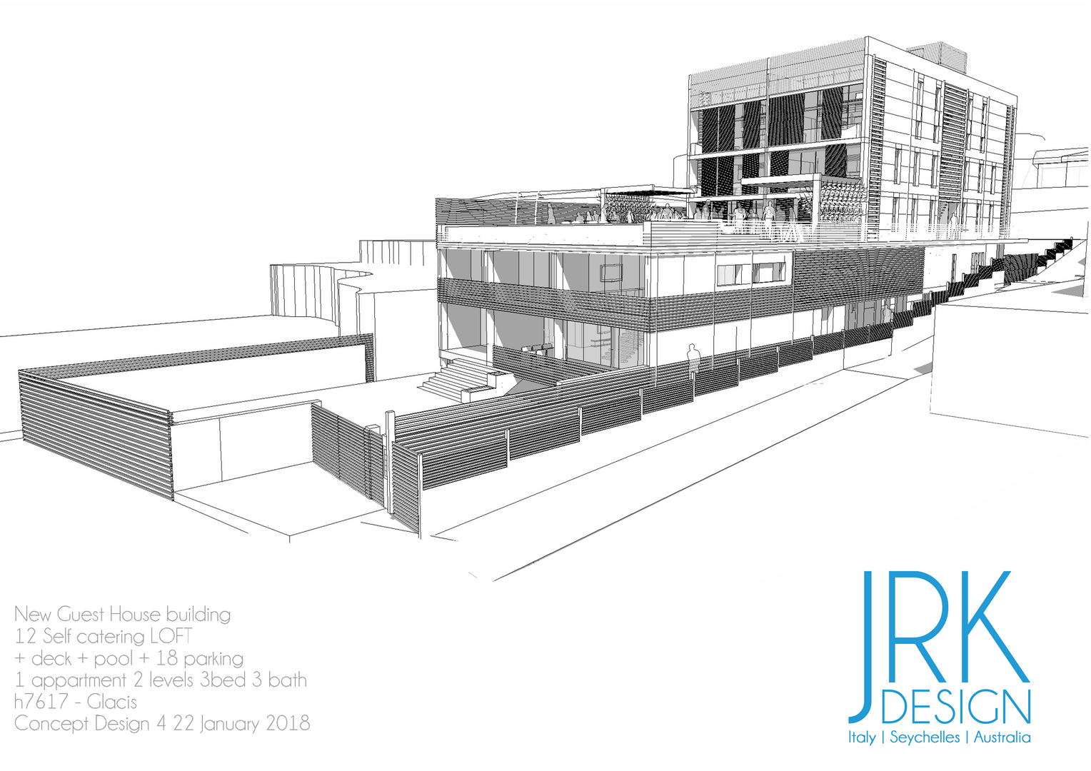 JRKdesign Boutique Hotel concept design_