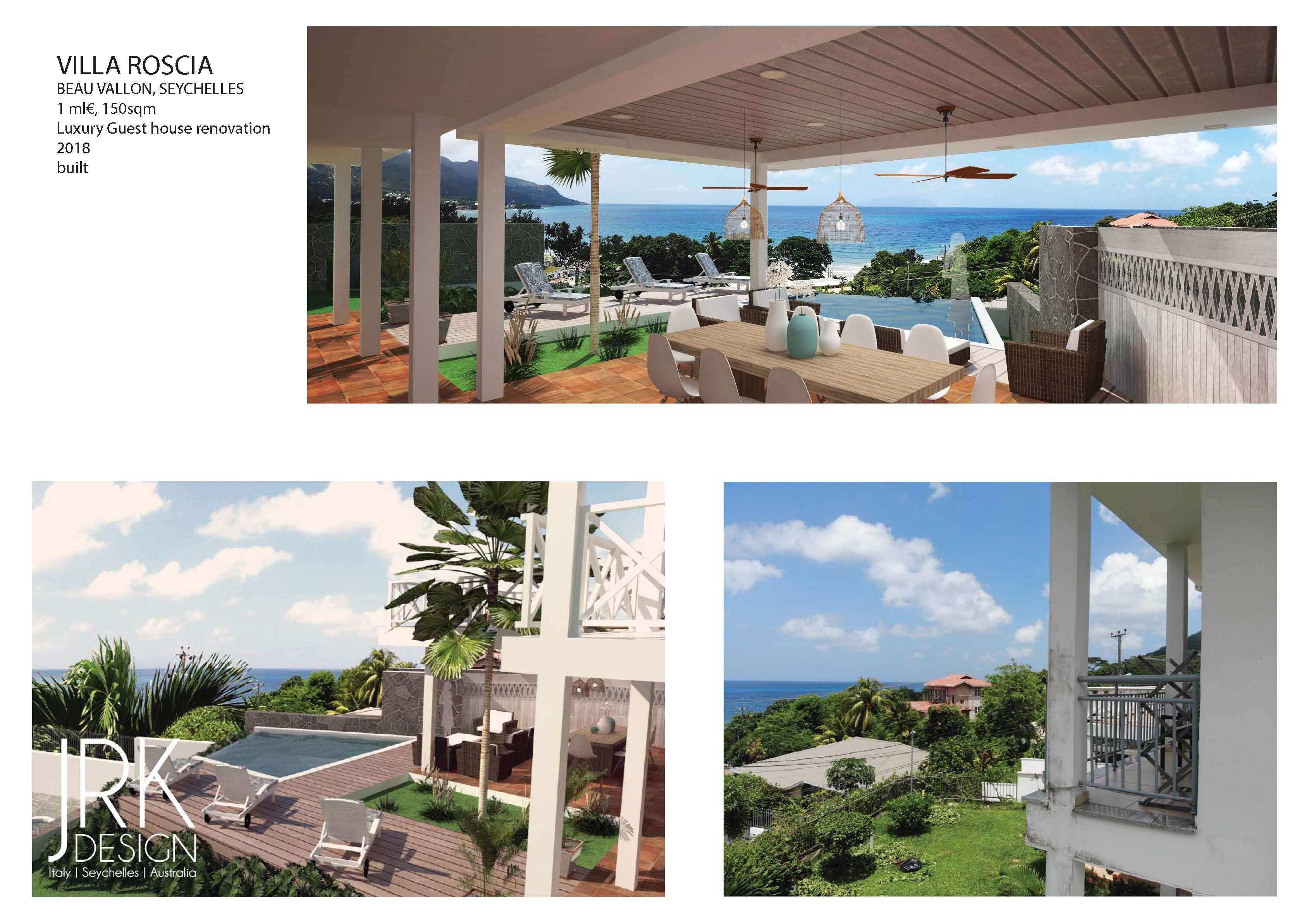 Villa Roscia Guest house