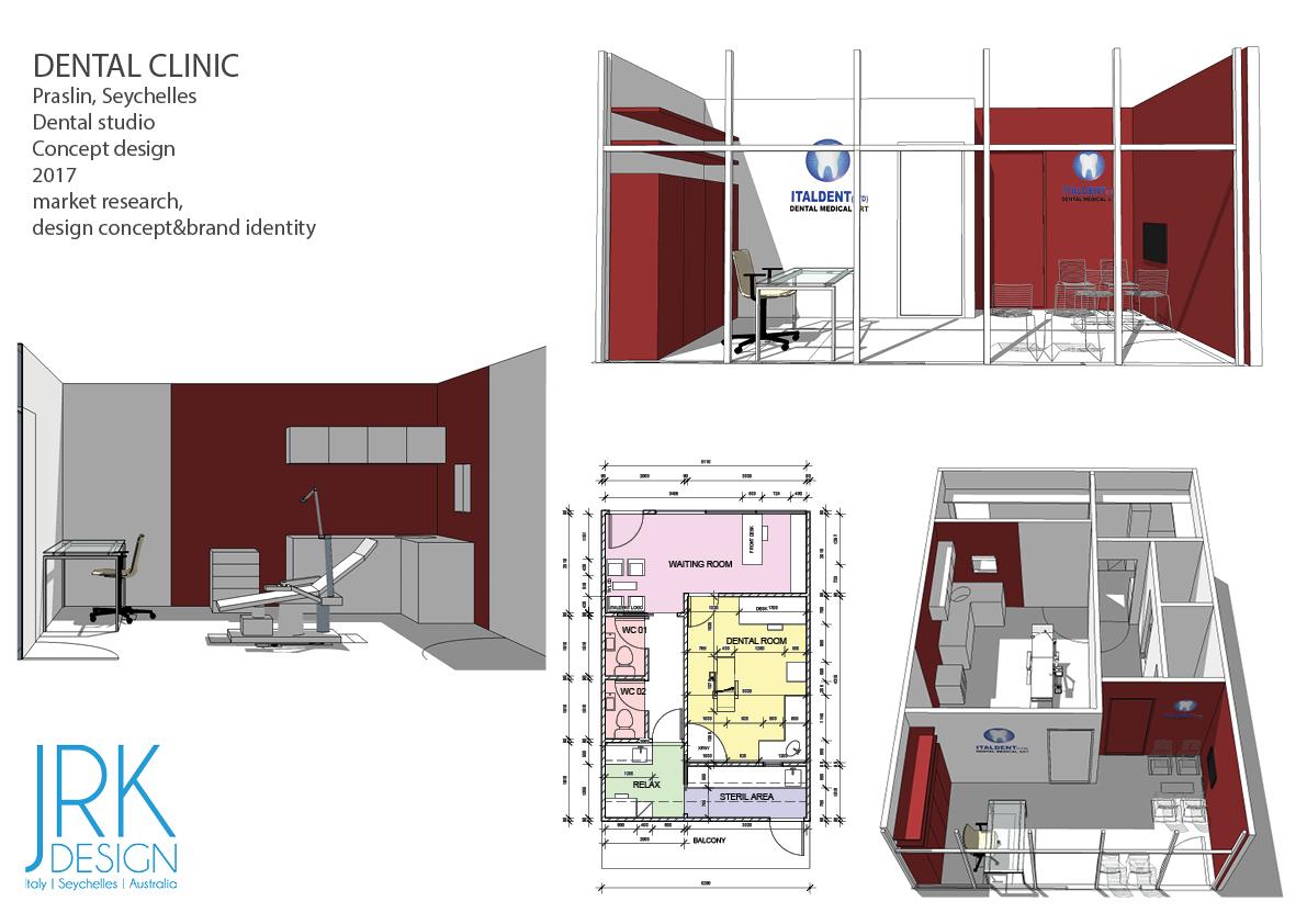 Italdent clinic Praslin