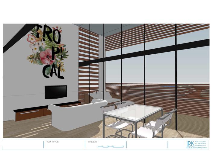 JRKdesign Boutique Hotel concept design_