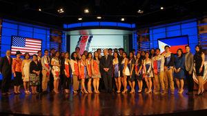 Celebrating D C Metro Area Filipino Americans Graduates