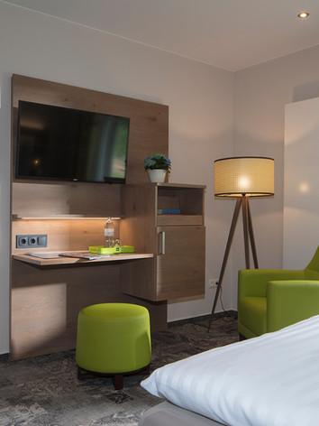 Hotel Übernachten