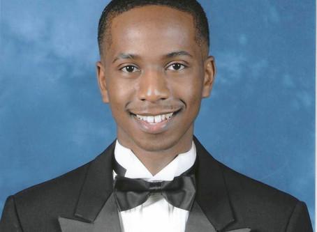 MYSO Senior Rashad Harris