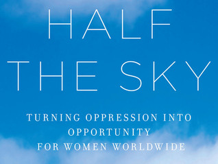 Recommended Reading: Half the Sky