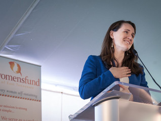 "Women's Luncheon Features Liz Murray, Best-Selling Author of ""Breaking Night"""