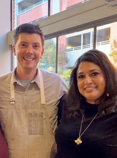 Chef Lenn & Laura Seery Cole