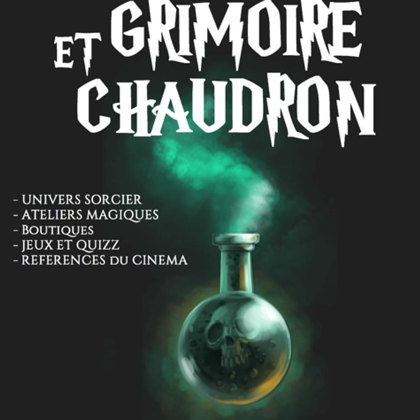 Salon Grimoire et Chaudron