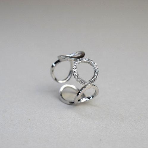 Angela Ring Silver