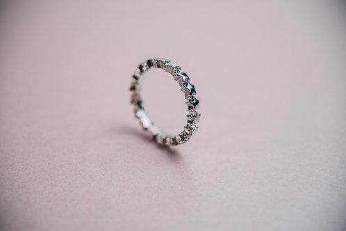 Aurora Eternity Ring