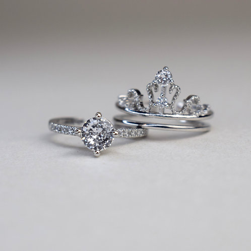 Princess Ring Set