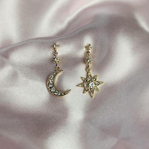 Solstice Dangle Earrings