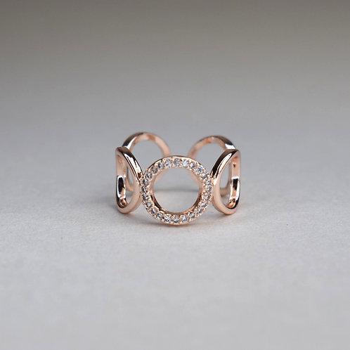 Angela Ring Rose Gold