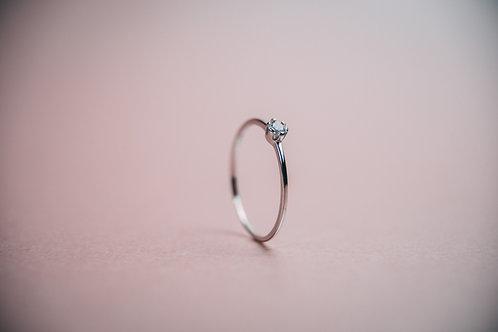 Amelia Ring Silver