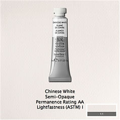 Winsor and Newton Chinese White Professional Watercolour
