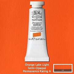 Orange Lake Light Designers Gouache