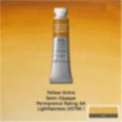 Winsor and Newton Yellow Ochre Professional Watercolour