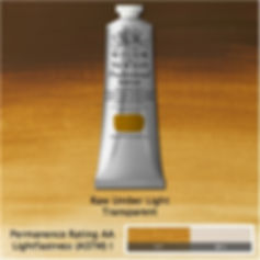 Winsor and Newton Raw Umber Light Professional Acrylic