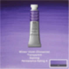 Winsor and Newton Winsor Violet Professional Watercolour