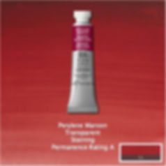 Winsor and Newton Perylene Maroon Professional Watercolour
