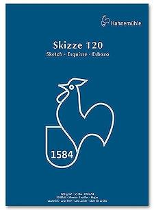 Hahnemuhle Skizze 120 sketch pad