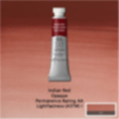 Winsor and Newton Indian Red Professional Watercolour