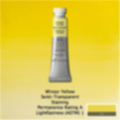 Winsor and Newton Winsor Yellow Professional Watercolours
