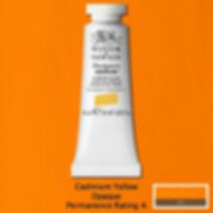 Cadmium Yellow Designers Gouache