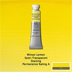 Winsor and Newton Winsor Lemon Professional Watercolor