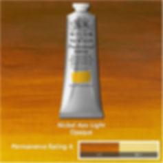 Winsor and Newton Nickel Azo Light Professional Acrylic