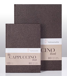 Hahnemuhle-The-Cappuccino-Book-A4-A5-Siz