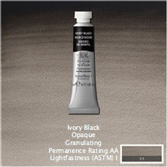 Winsor and Newton Ivory Black Professional Watercolour