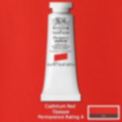 Cadmium Red Designers Gouache