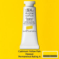 Cadmium Yellow Pale Designers Gouache