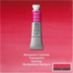 Winsor and Newton Permanent Carmine Professional Watercolour
