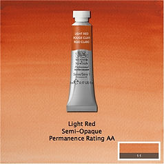 Winsor and Newton Light Red Professional Watercolour