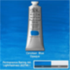 Winsor and Newton Cerulean Blue Professional Acrylic