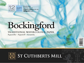 Bockingford 140lb (300g) Not Pads and Spirals