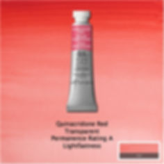 Winsor and Newton Quinacridone Red Professional Watercolour