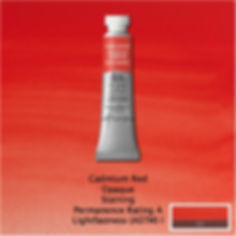 Winsor and Newton Cadmium Red Professional Watercolour